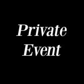 Private Event – 08/04/18