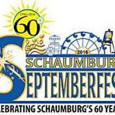 Schaumburg  Septemberfest – Labor Day – 9/5/16