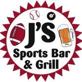 J's Sports Bar – 10/13/18