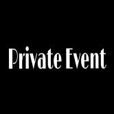 Private Event – 12/01/18