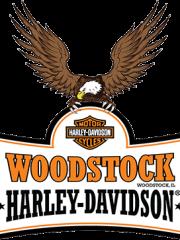 Woodstock Harleys BraveHearts Mustang Run