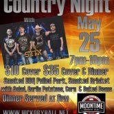 Hickory Hall – 5/25/19